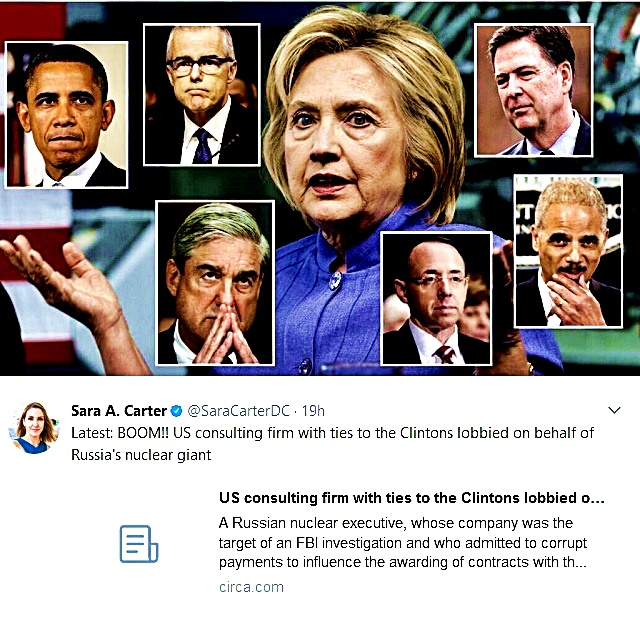 Uranium One Collusion-Conspiracy