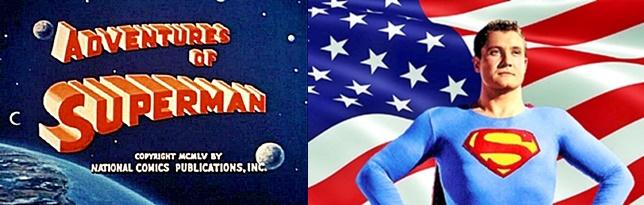 Adventures of Superman - Truth, Justice & American Way