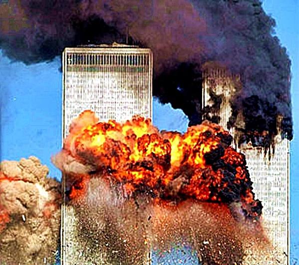 9-11 Islamic Terrorist Attack 1
